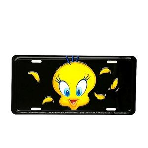 Tweety Bird License Plate